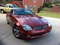 Picture of 2002 Mercedes-Benz SLK-Class 2 Dr SLK320 Convertible, exterior