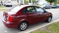 Picture of 2007 Hyundai Accent 4 Dr GLS, exterior