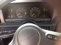 Picture of 1988 Ford Thunderbird Turbo, interior