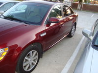Picture of 2008 Ford Taurus SEL, exterior
