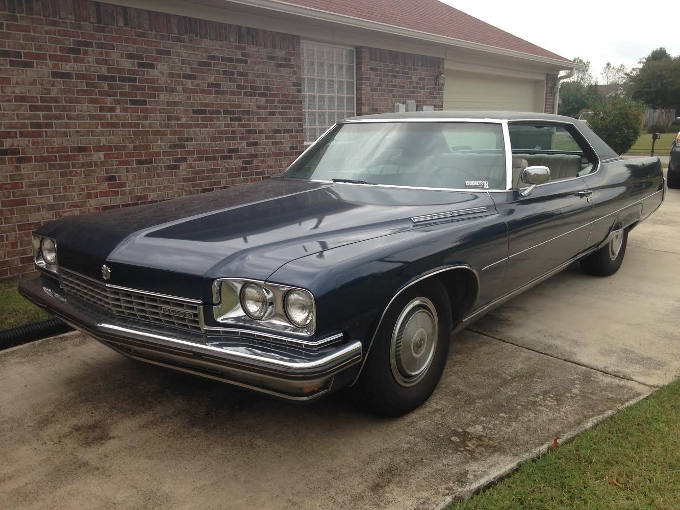 Buick Electra Pic X on 1985 Buick Park Avenue