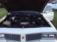 Picture of 1984 Oldsmobile Eighty-Eight, engine, gallery_worthy