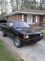1991 Mitsubishi Mighty Max Pickup Overview