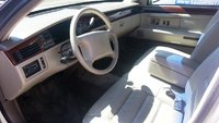 Picture of 1996 Cadillac DeVille Base Sedan, interior