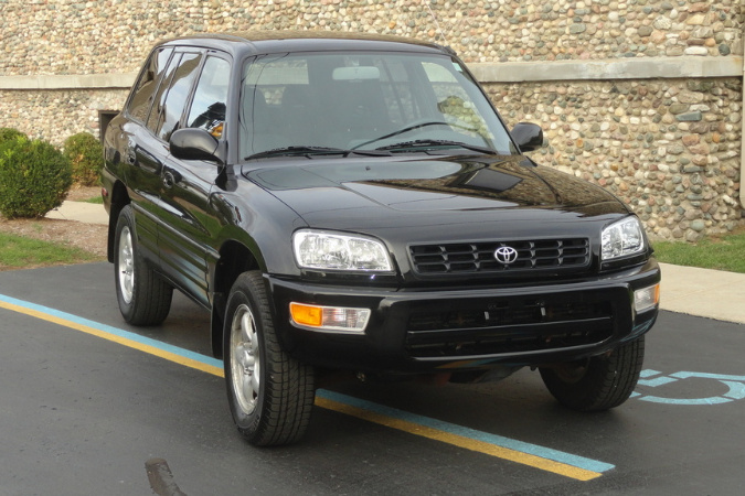 Picture of 2000 Toyota RAV4 L 4WD