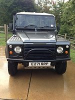 1988 Land Rover Defender Overview
