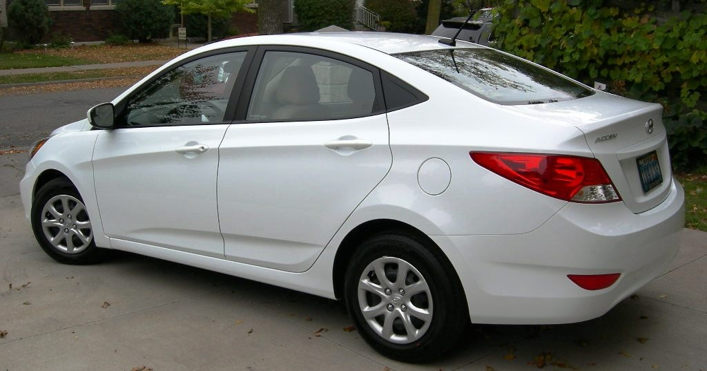 Picture of 2014 Hyundai Accent GLS