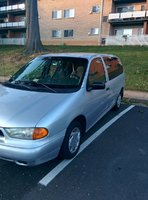 1997 Ford Windstar Cargo Overview