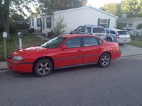 Picture of 2001 Chevrolet Impala Base, exterior