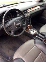 Picture of 2001 Audi Allroad Quattro 4 Dr Turbo AWD Wagon, interior