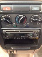 Picture of 1996 Nissan Sentra GXE, interior