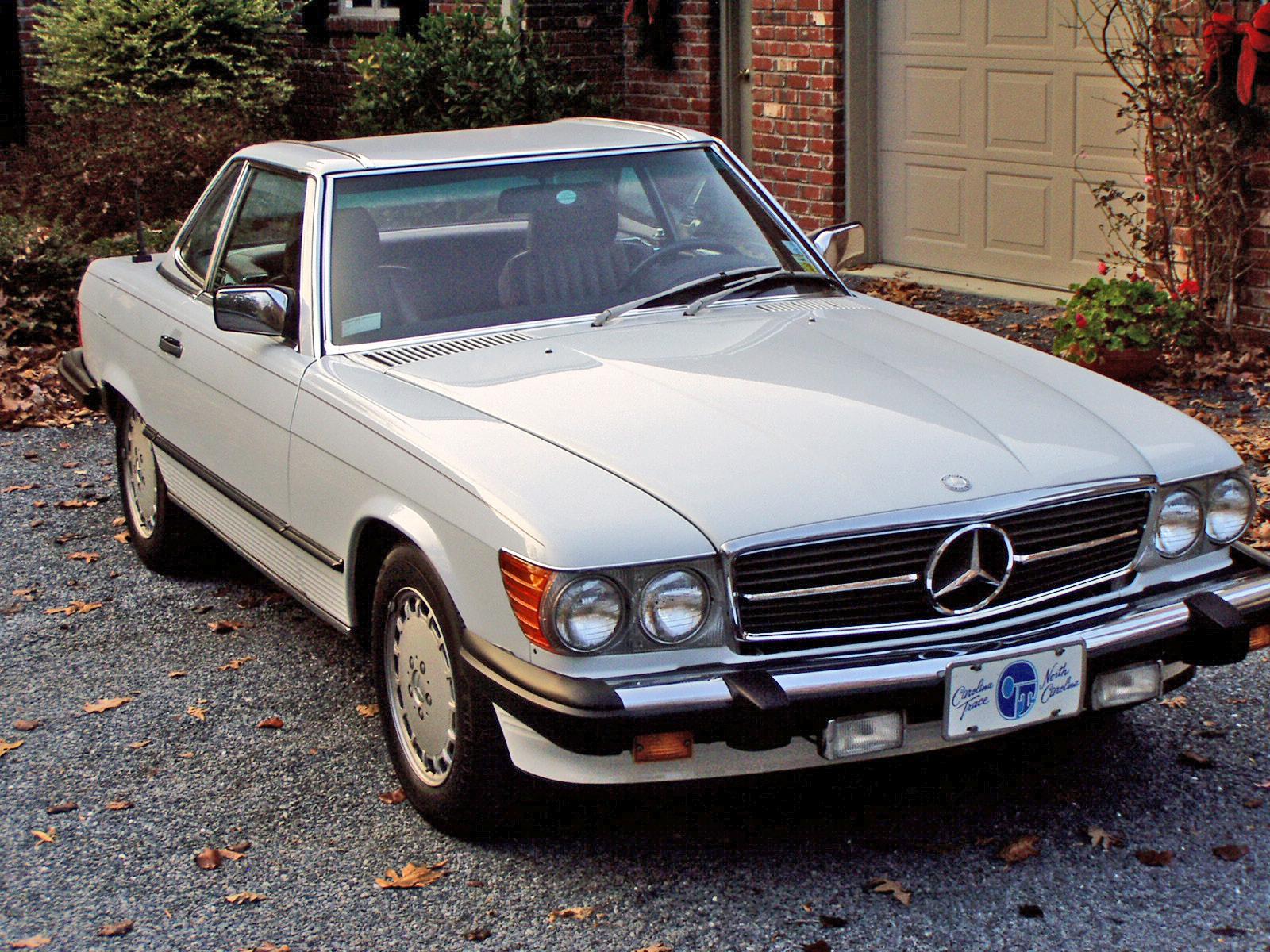 1986 Mercedes Benz 560 Class Pictures Cargurus