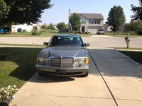 Picture of 1989 Mercedes-Benz 420-Class 420SEL Sedan, exterior