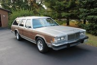 1987 Mercury Grand Marquis Overview