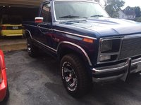 Picture of 1984 Ford F-150 XLT Standard Cab 4WD SB, exterior, gallery_worthy