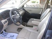 Picture of 2002 Toyota Highlander Limited V6, interior
