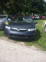 Picture of 2009 Honda Civic Hybrid w/ Leather, exterior