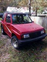 1991 Suzuki Sidekick Overview