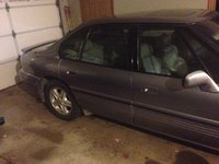 Picture of 1992 Pontiac Bonneville 4 Dr SSE Supercharged Sedan, exterior, gallery_worthy