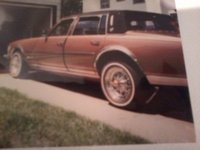 1979 Cadillac Seville Picture Gallery