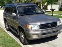 Picture of 2002 Toyota Land Cruiser 4 Dr STD 4WD SUV, exterior