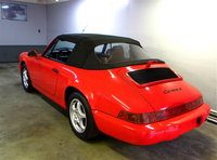 Picture of 1993 Porsche 911 Carrera Convertible, exterior
