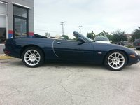Picture of 2001 Jaguar XK-Series XKR Convertible, exterior
