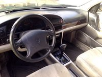 Picture of 1994 Nissan Altima GLE, interior