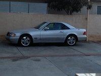 Picture of 1999 Mercedes-Benz SL-Class 2 Dr SL500 Convertible, exterior