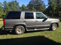 Picture of 1999 Chevrolet Tahoe 4 Dr LS SUV, exterior