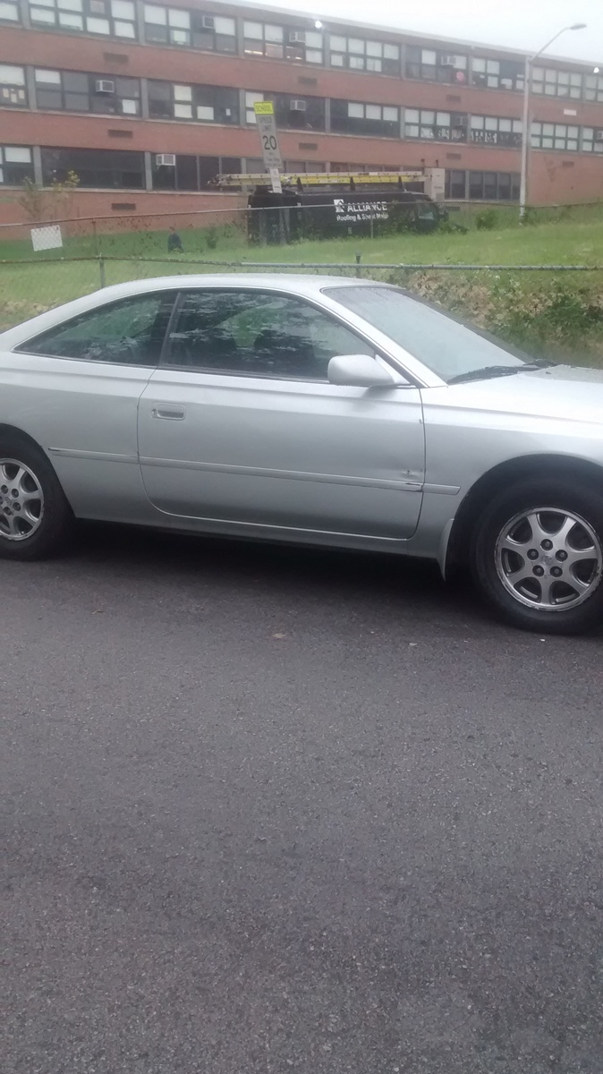 Picture of 2002 Toyota Camry Solara SE