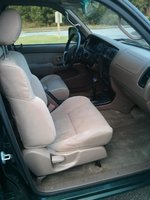 Picture of 2002 Toyota 4Runner SR5, interior