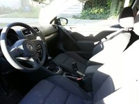 Picture of 2012 Volkswagen Golf Base w/ Conv and Sunroof 2dr, interior