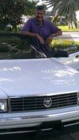 1993 Cadillac Allante Base Convertible, 1993 Allante on Marco Island Fl., exterior