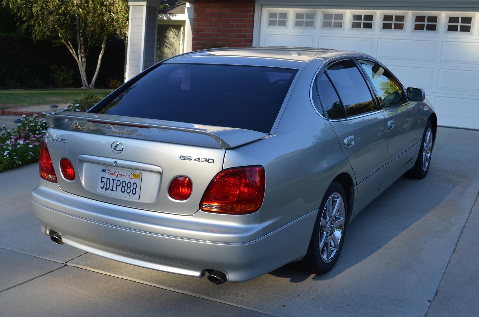 Picture of 2003 Lexus GS 430 Base
