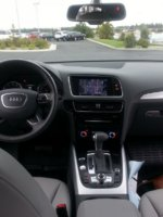 Picture of 2013 Audi Q5 2.0T Quattro Premium Plus, interior