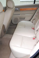 Picture of 2007 Lincoln MKZ AWD, interior