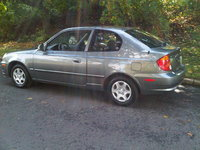 Picture of 2005 Hyundai Accent GLS Hatchback, exterior