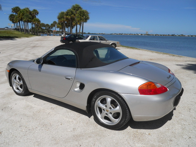Picture of 1999 Porsche Boxster Base, exterior