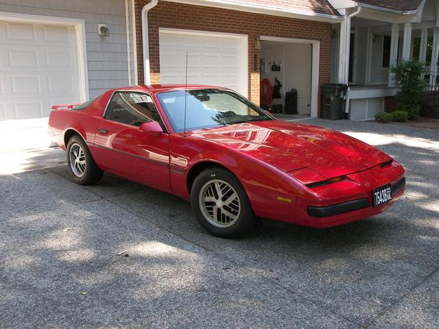 Georgia 1985 Firebird V8/Auto, White/Red Hardtop $1950 ...  |1985 Firebird Price Bra