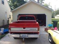 1986 Chevrolet C/K 10 Overview