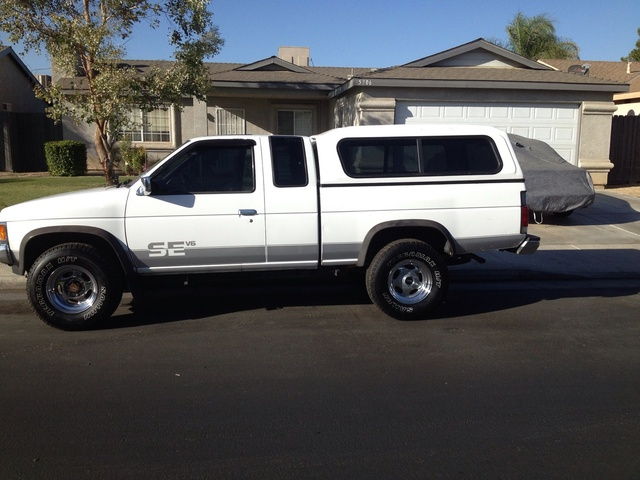 Picture of 1992 Nissan Truck SE V6 4WD Extended Cab SB