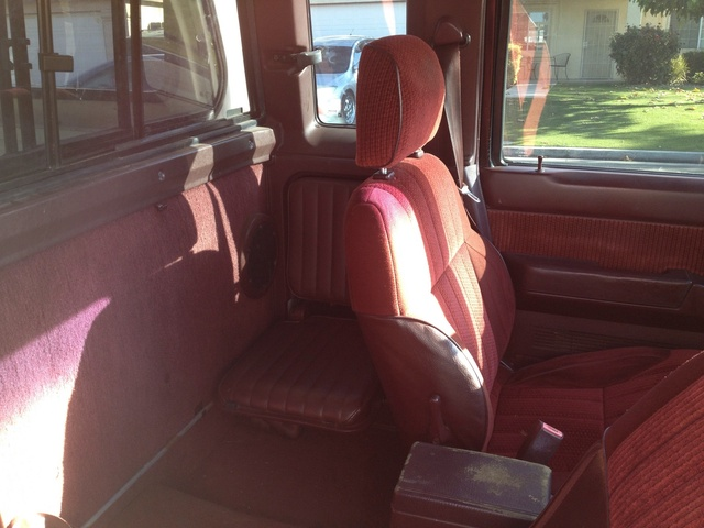 Picture of 1992 Nissan Truck SE V6 4WD Extended Cab SB, interior, gallery_worthy