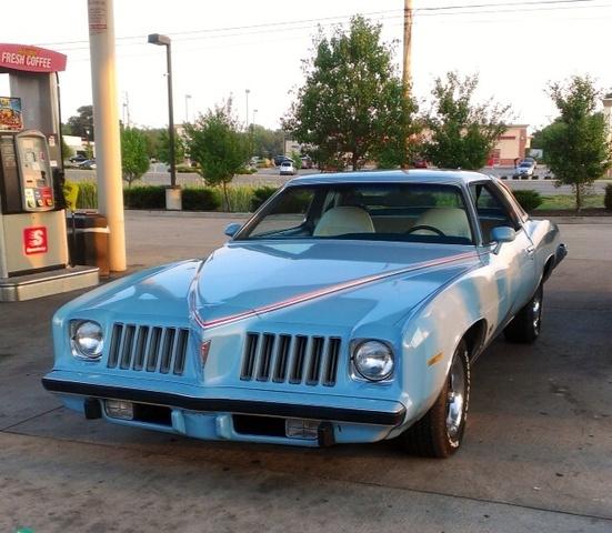 My 1975 Pontiac Grand Am Original