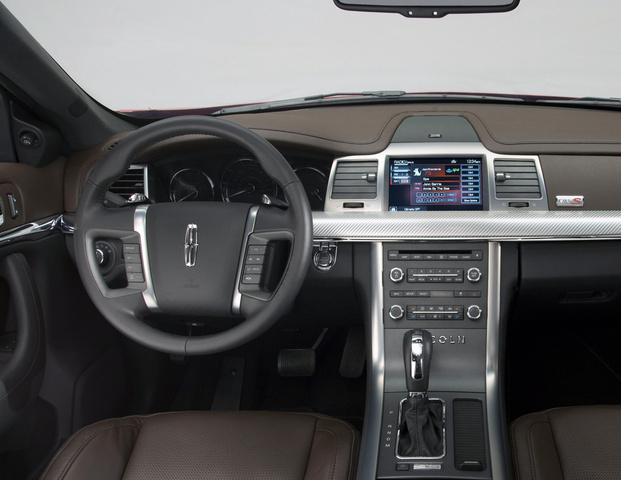 Picture of 2010 Lincoln MKZ FWD, interior, gallery_worthy