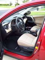Picture of 2013 Toyota RAV4 XLE, interior