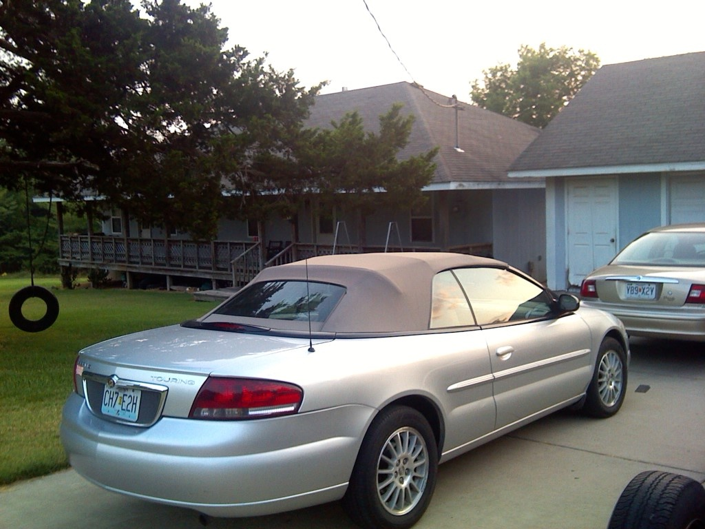 Picture of 2006 Chrysler Sebring Touring Convertible