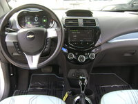 Picture of 2014 Chevrolet Spark EV 2LT, interior