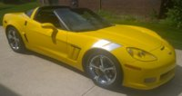 Picture of 2012 Chevrolet Corvette Grand Sport 4LT, exterior