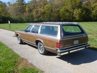 Picture of 1989 Mercury Grand Marquis LS Wagon, exterior